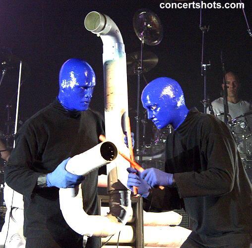 Blue Man Group Teenage 100