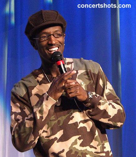 Rickey Smiley For Real Going To A Mens Clothing Shop
